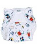 Majteczki ceratkowo-bawełniane Premium Canpol Babies