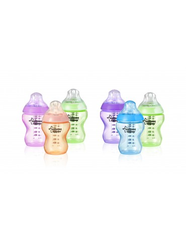 Butelka Colour My World 1x260 ml Tommee Tippee