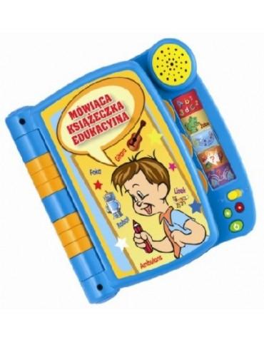 Mówiąca książeczka edukacyjna Smily Play
