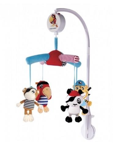 Elektryczna karuzela z kolekcji Piraci Canpol Babies