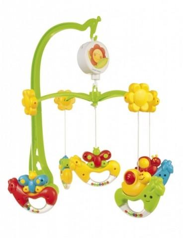 Karuzela plastikowa Ślimaczki Canpol Babies