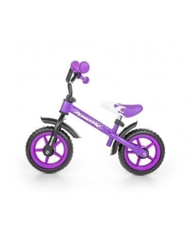 Rowerek biegowy Dragon Milly Mally Violet