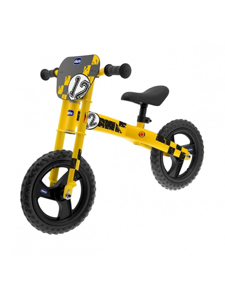 Chicco Rowerek biegowy Yellow Thunder
