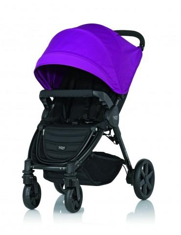 BRITAX  B-AGILE 4 Plus Cool Berry wózek dzieciecy