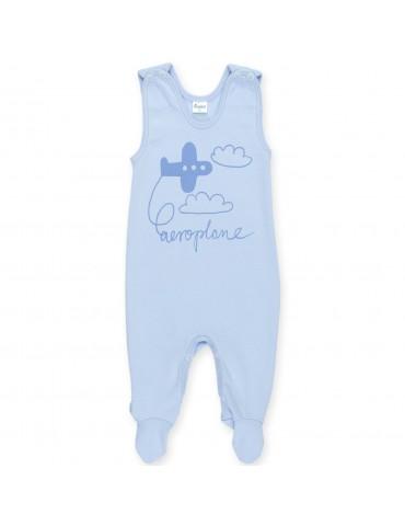 Śpioch niemowlęcy bawełniany HAPPY KIDS 52-68 Pinokio