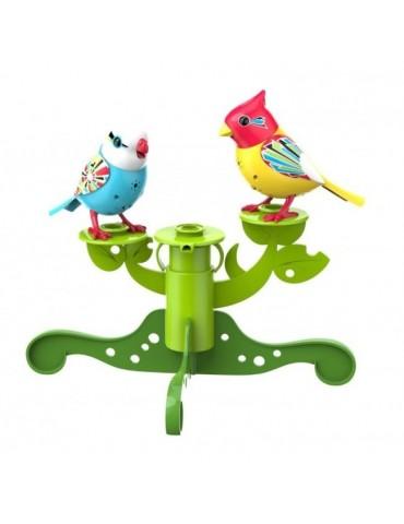 Digibirds 3 seria Zestaw z drzewkiem Dumel