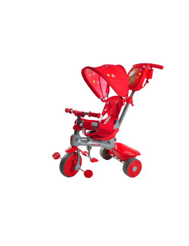 Madej Rowerek Baby Trike 2015 Czerwony