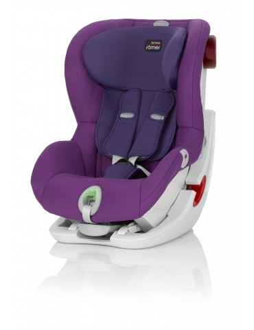 Britax Römer KING II ATS Mineral Purple, fotelik samochodowy 9-18kg