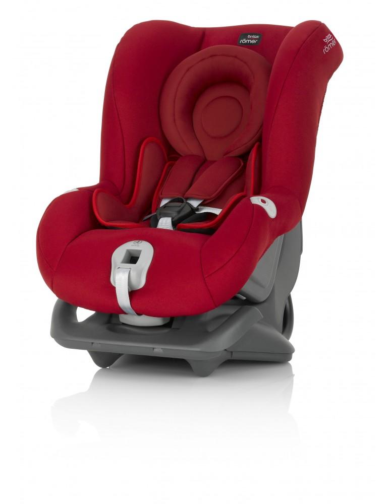 britax r mer first class plus flame red fotelik. Black Bedroom Furniture Sets. Home Design Ideas