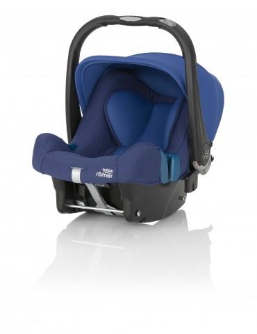 Britax Römer Baby-Safe Plus SHR II Ocean Blue fotelik samochodowy 0-13kg