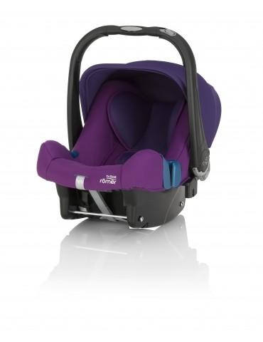 Britax Römer Baby-Safe Plus SHR II Cosmos Black fotelik samochodowy 0-13kg