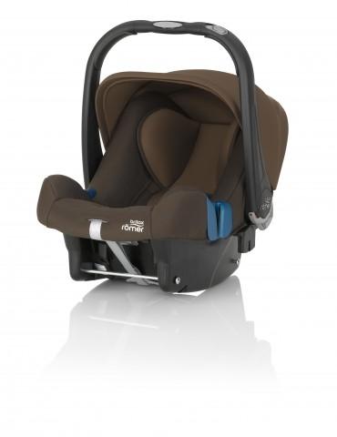 Britax Römer Baby-Safe Plus SHR II Wood Brown fotelik samochodowy 0-13kg