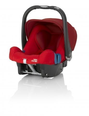 Britax Römer Baby-Safe Plus SHR II Flame Red fotelik samochodowy 0-13kg