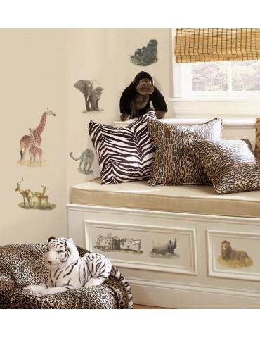 Naklejki Safari Roommates
