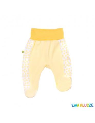 Półśpioch niemowlęcy bawełniany PETITE 56-86 Ewa Klucze