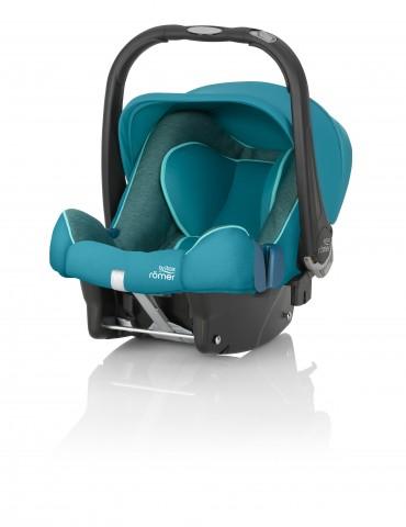 Britax Römer Baby-Safe Plus SHR II Green Marble fotelik samochodowy 0-13kg