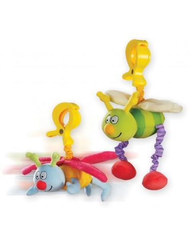 Skaczący przyjaciele Pszczoła/Ważka Taf Toys