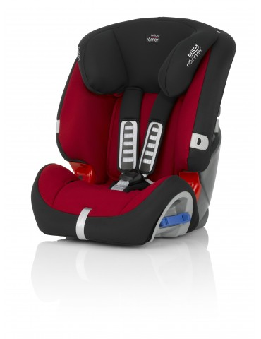 Britax Römer fotelik Multi-tech II Flame red 9-25 kg