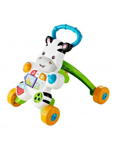 Chodzik interaktywny Zebra Fisher Price