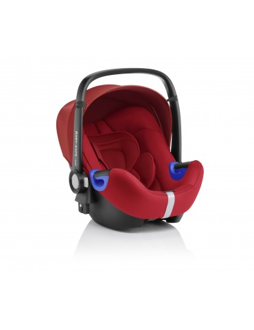 Britax Romer BABY- SAFE i-SIZE 0-13 kg do 83 cm Flame red