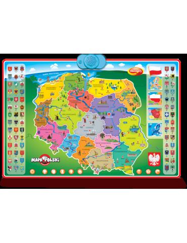 Interaktywna Mapa Polski Dumel Discovery