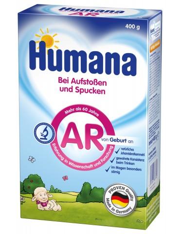 Humana mleko modyfikowane przeciw ulewaniom AR 400g