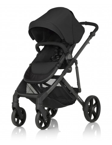 Britax Wózek spacerowy B-Ready Cosmos Black