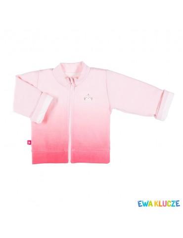Bluza niemowlęca bawełniana WINTER 62-86 Ewa Klucze