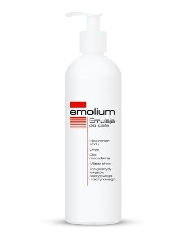 Emulsja do ciała 400ml Emolium