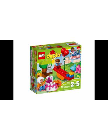 Lego Duplo Przyjęcie urodzinowe
