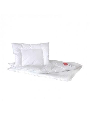 Poldaun kołdra z poduszką 135/100 Dacron Lato   Lato