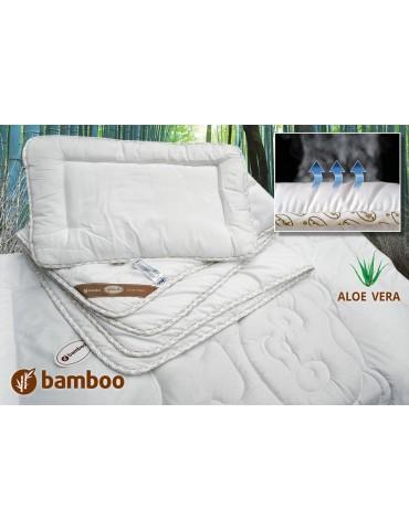 Gluck kołdra+poduszka Bamboo