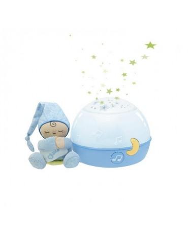 Chicco Projektor Gwiazdek niebieski
