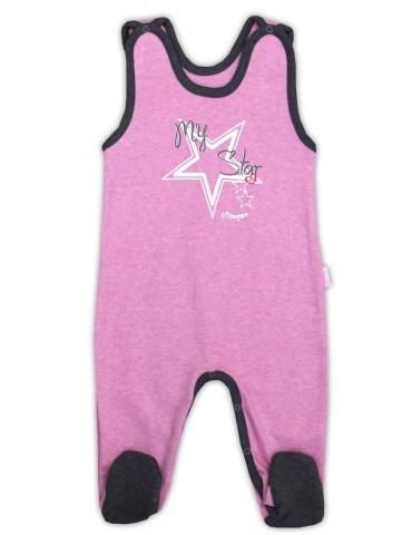Śpioch niemowlęcy bawełniany SUPER STAR 56-80 Nicola