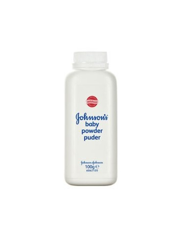 Puder 100g Johnson's Baby