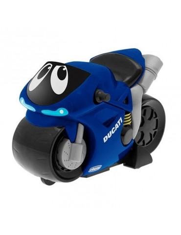 Chicco, Ducati niebieski pojazd, zabawka niemowlęca