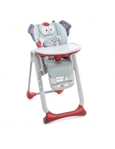 Chicco krzesełko do karmienia Polly 2 Start Baby Elephant