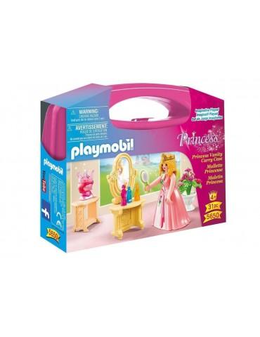 Skrzyneczka toaletka księżniczki Playmobil