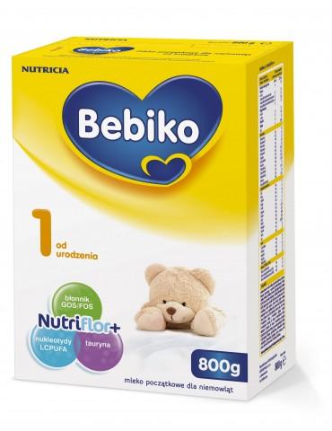 Mleko modyfikowane Bebiko 1 NutriFlor+ 800g