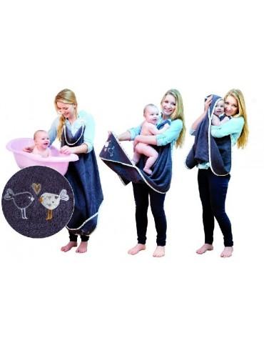 BabyMatex Okrycie kąpielowe frotte Maxi Plus 100x100cm
