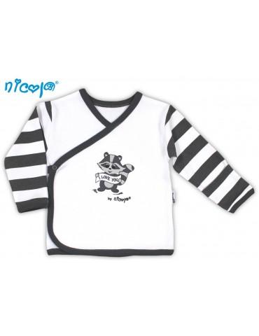Koszulka niemowlęca bawełniana SZOP 52-68 Nicola