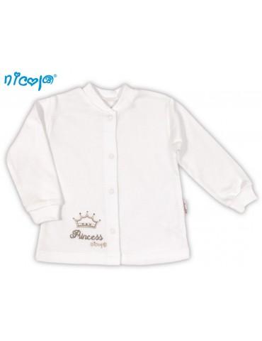 Kaftan niemowlęcy bawełniany PRINCESS 48-62 Nicola