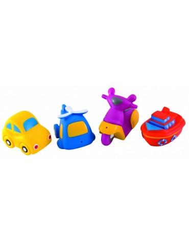 Zabawki do kąpieli TRANSPORT Canpol