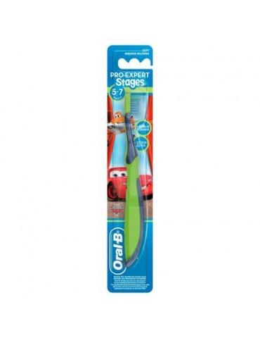 ORAL-B Stages 3 - Szczoteczka do zębów dla dzieci w wieku 5-7 lat