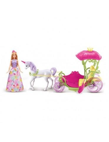 Barbie Karoca z Lalką z Krainy Słodkości