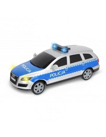 Dickie SOS Patrol policyjny Samochód Audi Q7 światło dźwięk