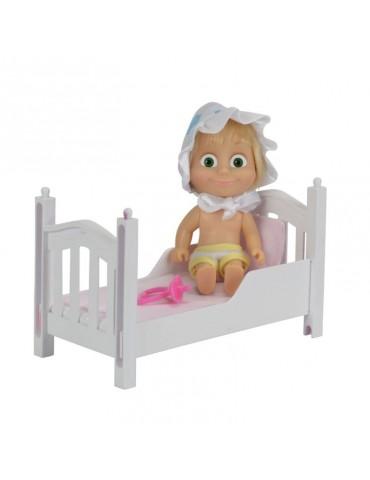 Simba Masza i Niedźwiedź Lalka Masza na dobranoc