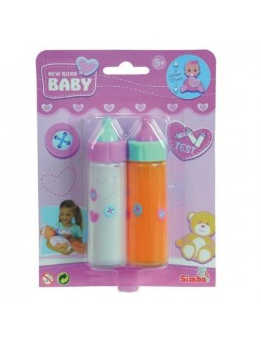 Simba New Born Baby Magiczne butelki