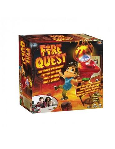 Epee Fire Quest  Na tropie przygody gra elektroniczna