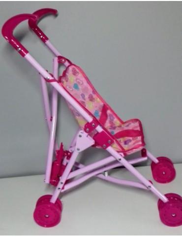 Madej wózek dla laek Parasolka Amelka